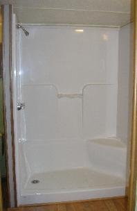 Mobile Home Bath Tub & Shower Installation Bathroom Remodeling on manufactured home shower bathtub, mobile homes with corner bathtub, differentely type of bathtub,