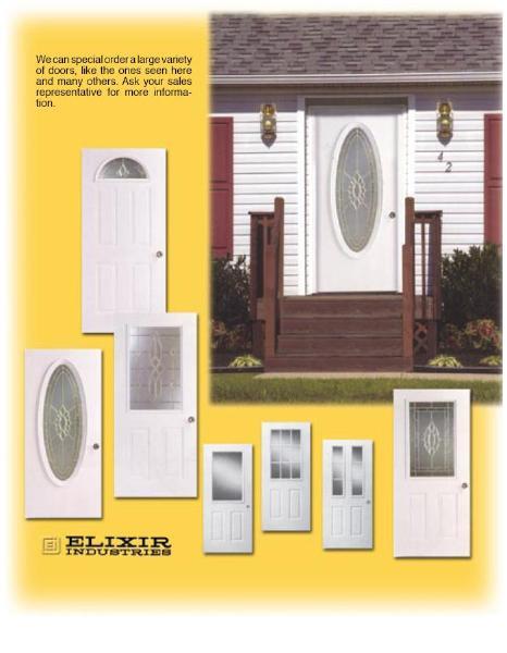 Mobile Home Door Installation
